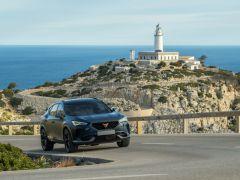 CUPRA Formentor z nagrodą Automotive Brand Contest 2019
