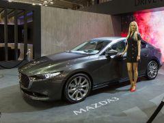 Mazda Motor Poland na targach Poznań Motor Show 2019