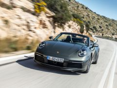 Oficjalna prezentacja Porsche 911 Cabrio w Poznaniu
