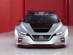 Ekstremalny LEAF NISMO RC największą atrakcją Nissana na Poznań Motor Show 2019